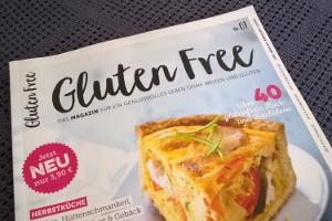 Ausgabe 1 GlutenFree Magazin